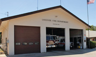 Lakeside Fire Station #1 Project