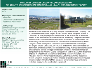 Phillips 66 Release Remediation photo